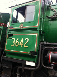 3642 Steam Train